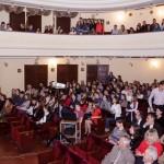 Для студентов-медиков в Черновцах устроили Бал знакомств