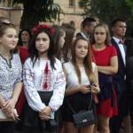 В ЧНУ состоялось посвящение первокурсников