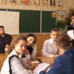 Команда юных биологов Буковины соревнуется за победу на Всеукраинском турнире
