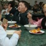 За школьные обеды заплатят родители