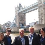 Представители БГМУ побывали в Лондоне на заседании вузов-партнеров