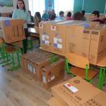 45 компьютеров передали в школы Вижницкого района