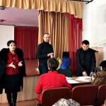 В Герце прошел районный конкурс чтецов произведений Михая Эминеску