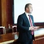 Министр экологии Украины Остап Семерак встретился со студентами ЧНУ