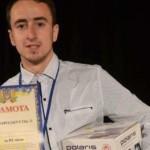 Ученик Черновицкого учебно-реабилитационного центра №1 занял III место на конкурсе Эрудит