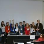 Студенты и школьники в Черновцах приняли участие в Весенней дебатній школе