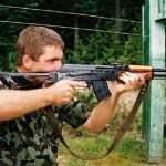 На Сокирянщини ученики 11-ых классов будут стрелять из боевого оружия