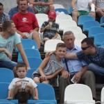 На игру ФК Буковина пришло посмотреть более тысячи зрителей