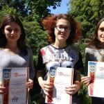 Биотехнологи ЧНУ стали победителями ІІ тура Всеукраинской студенческой олимпиады