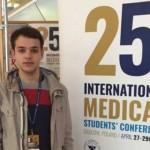Студент-медик из Черновцов стал призером Международной конференции в Польше