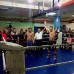 Состоялось соревнование по кикбоксингу в Черновцах