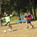 Игроки ФК Буковины сыграли с детьми в противотуберкулезном санатории