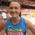 Буковинка Наталья Лупу выступит в эстафете 4х400 м