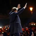 Макрона официально объявили избранным президентом Франции