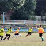В Сторожинце состоялся футбольный матч, посвященный памяти Доскалюка