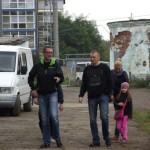 В Черновцах открыли трассу для автомодельного спорта