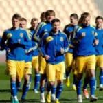 Сборная Украины поднялась на 9 место в рейтинге УЕФА