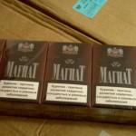 Четырех белорусов задержали с контрабандным табаком