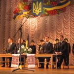Волынские чиновники празднуют День местного самоуправления