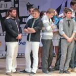 В третьем четвертьфинале лиги КВН «Волынь» победил «ЧистоГон»