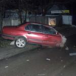 В результате ДТП автомобиль разорвало на две части
