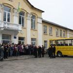 В Лукове Турийского района теперь есть школьный автобус