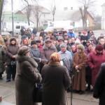 «Чернобыльцы» в Маневичах требуют выплаты денег, иначе пойдут на власть с вилами