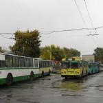Луцкие троллейбусники наконец получили зарплаты