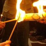 5 января Вифлеемский огонь мира передадут лучанам
