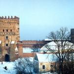 На Рождество в Луцком замке колядовать