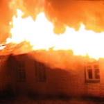 Проблемы с печным отоплением привели к пожару
