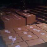 Близ Шацка задержали двух дельцов из 65 ящиками папиросной контрабанды