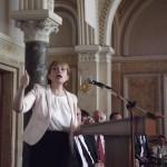 Министр образования и науки Лилия Гриневич в Черновцах поделилась своим видением школьного образования