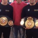 Черновицкие боксеры привезли 5 наград из Винницкой области