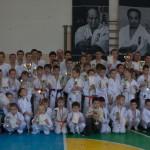В Луцке соревновались малые и взрослые каратисты